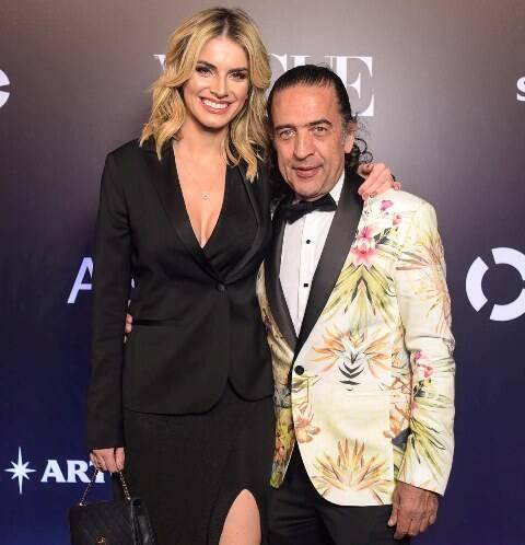 Ricardo Almeida e Fran Siqueira