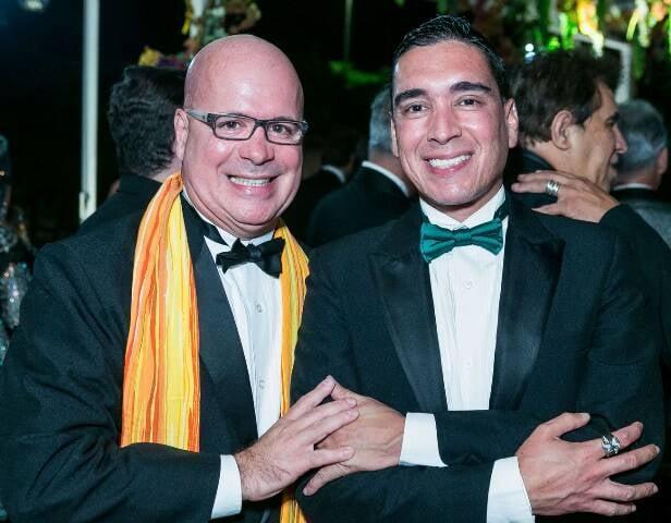 Miguel Sá e Bruno Ryfer