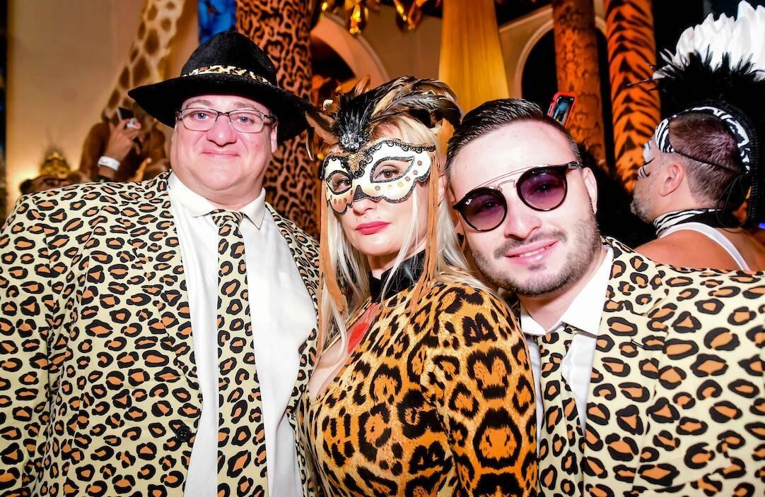 David Montecalvo, Adriana Montecalvo e Lucas Honorio /Foto: MS Fotos7