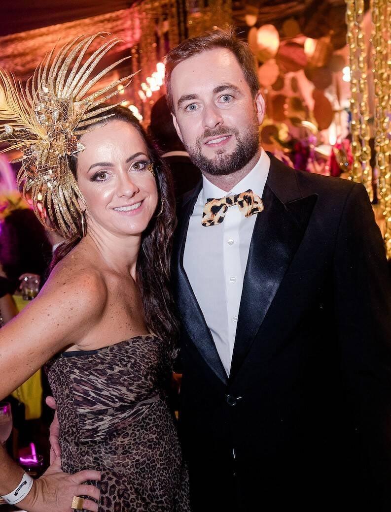 Diana e Cassiano Victorino  /Foto: MS Fotos