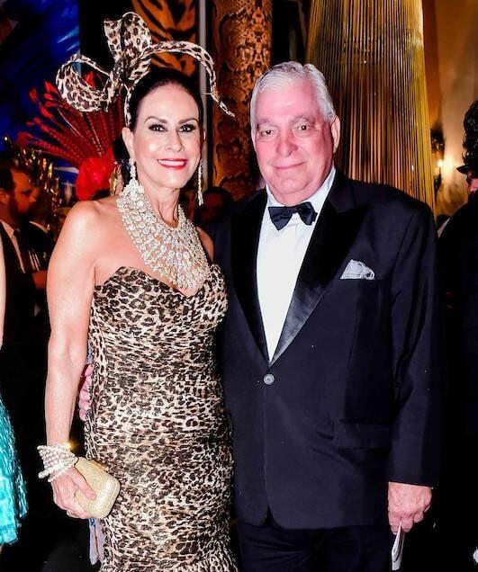 Afonso e Beth Pinto Guimarães /Foto: MS Fotos