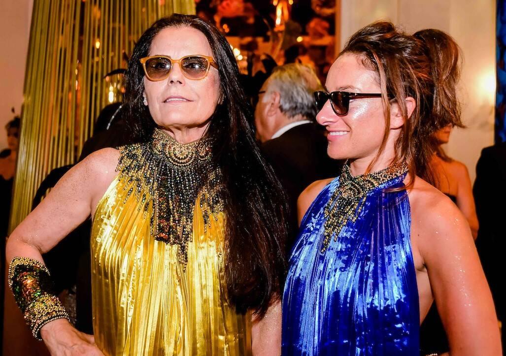 Lidice Caldas e Rueffa /Foto: MS Fotos