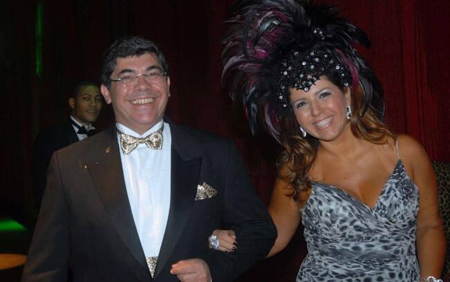 Flávio e Ana Carolina Siniscalchi