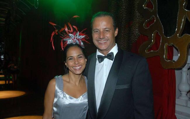 Patrícia Greijal e Kiko Fernandes