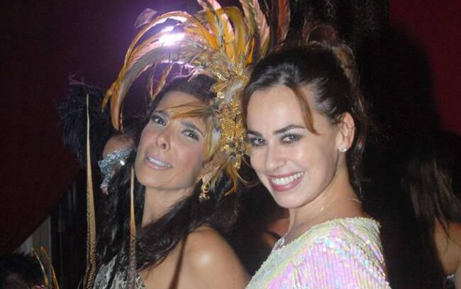 Patrícia Brandão e Daniela Escobar
