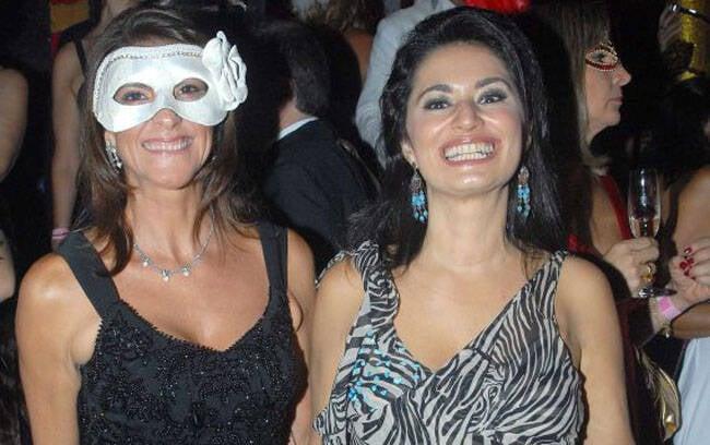 Cristina Pimentel e Ticiana Azevedo