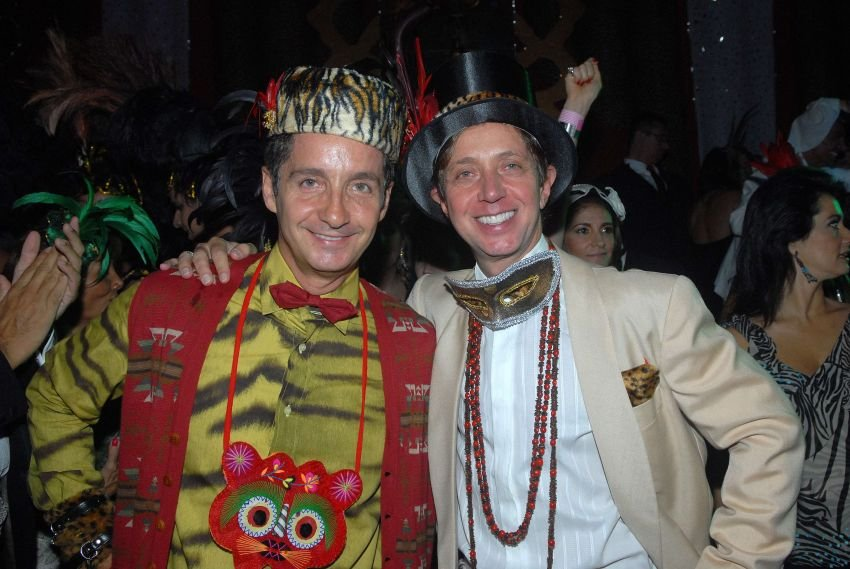 Pedro Guimarães e Nando Grabowsky
