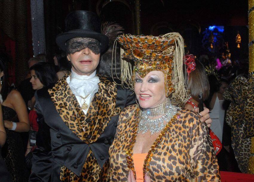 Zeka Marquez e Linda Conde