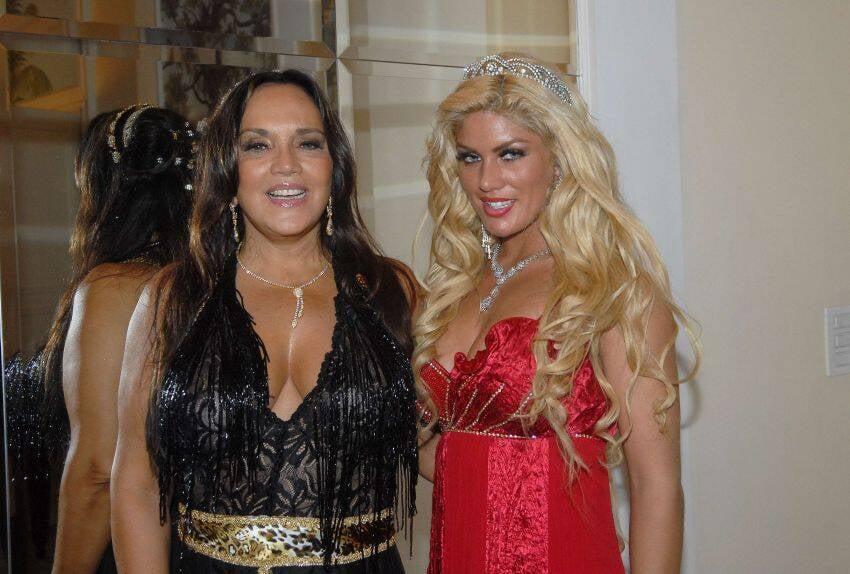 Veronica Castiñera e Lilian Ruiz