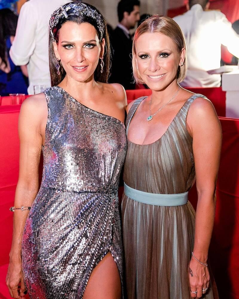 Fernanda Motta e Mônica Salgado