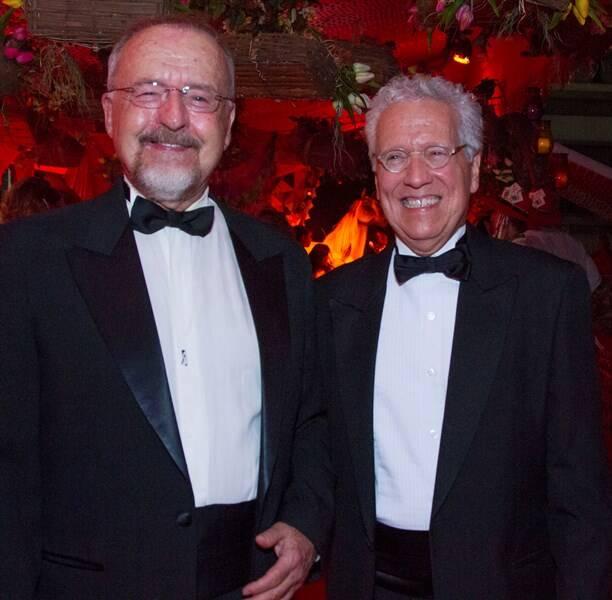 Ricardo Cravo Albin e Sergio Ponta
