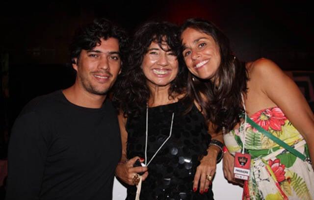 Alex Pires, Bianca Teixeira e Lúcia de Sá