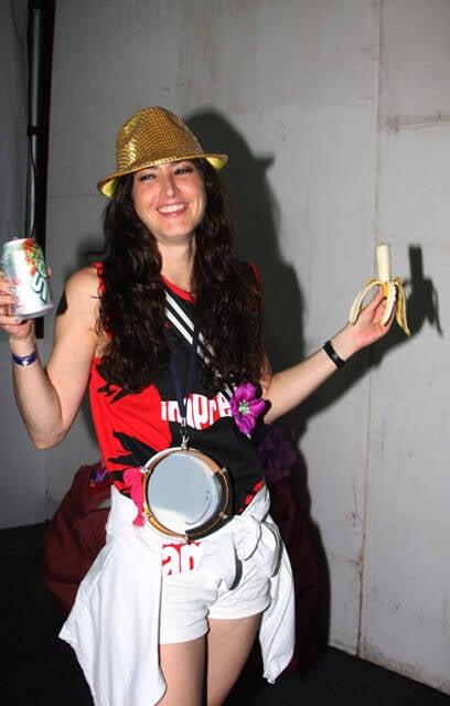 Paula Gurgel só no Guaraná com Banana