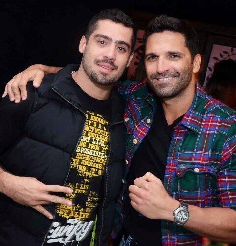 Iuri e Marco Antonio Pinheiro