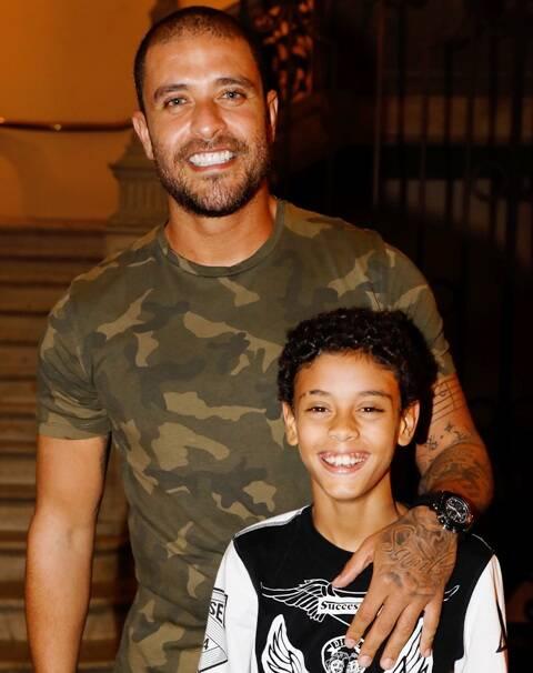 Diogo Nogueira e David