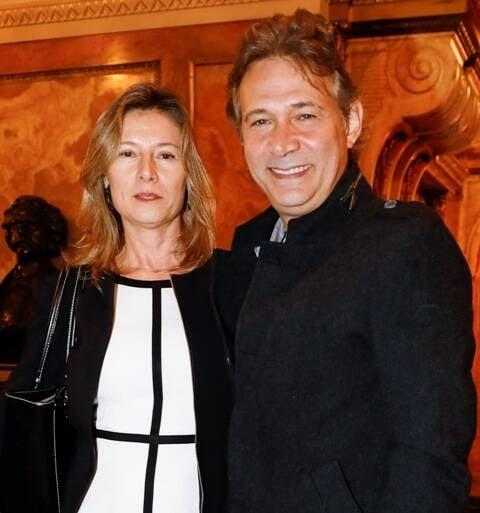 Maria Cristina e Nelson Freitas