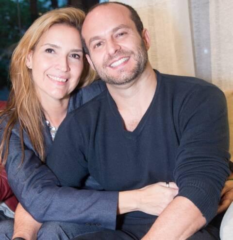 Alina Aguiar e Alexandre Mittaragis