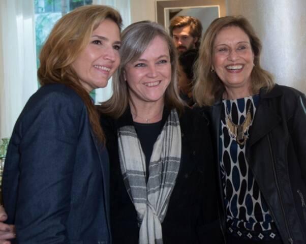 Alina Aguiar, Rosa Maria Prado e Ana Maria Valpaços