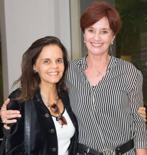 Ângela Falcão e Neila Tostes