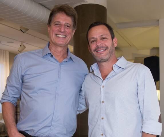 Beto Zornig e André Serra
