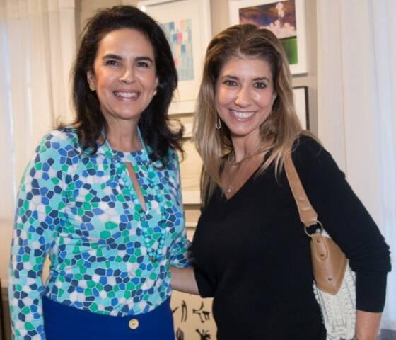 Joy Garrido e Gorete Colaço