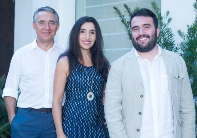 Zeco e Valéria Beraldin e Raphael Costa Bastos