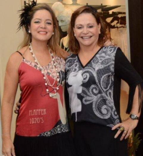 Bianca Gibbon e Fátima Callado Assed