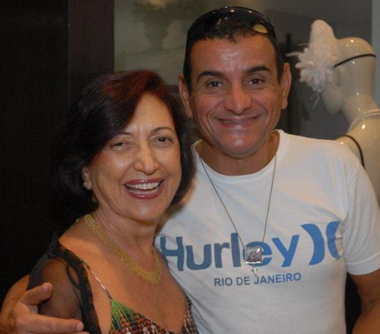 Henriqueta Hermany e Silvio Rocha