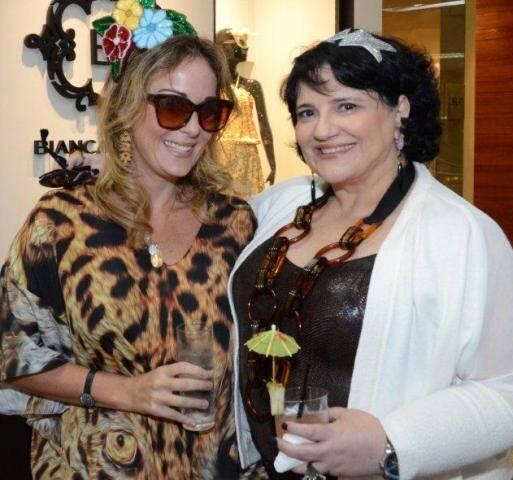 Suzana Galdeano e Paola Bonelli
