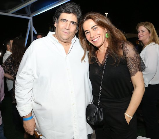Antônio Neves da Rocha e Rita Zecchin