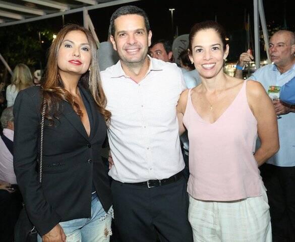 Carmen Eliza Marinho Filippo e Bianca Ribeiro Marinho