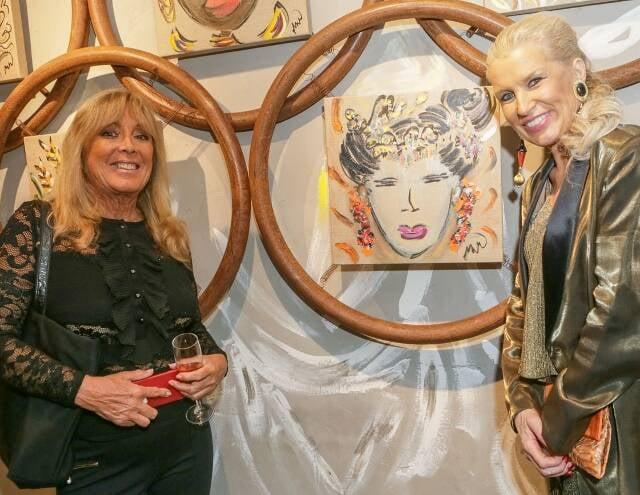 Geovanna Deodato e Marie Annick