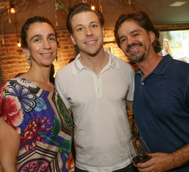 Mabel Graham, Adan Struve e Ricardo Melo