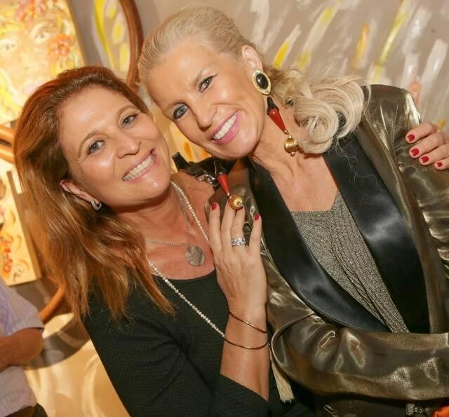 Rina Hasky e Marie Annick