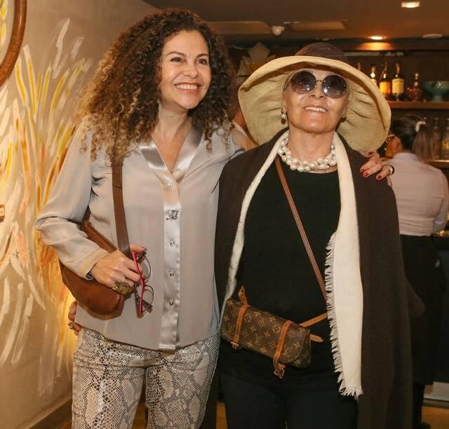Yara e Yolanda Figueiredo