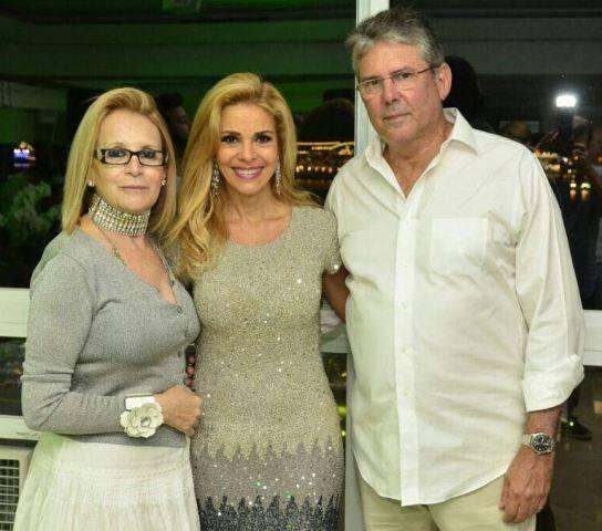 Fátima Martins, Manuela Ferrari e Antônio Abreu