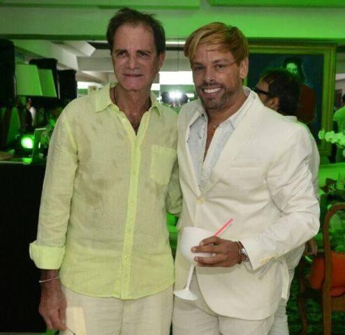 Edgard Moura Brasil e Bruno Chateaubriand