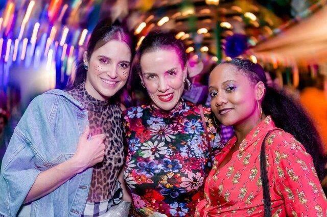 Ana Melhado, Ana Isabel de Carvalho Pinto e Luisa Brasil