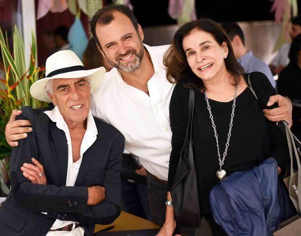 Cadas Abranches com Erick e Cynthia Figueira de Mello