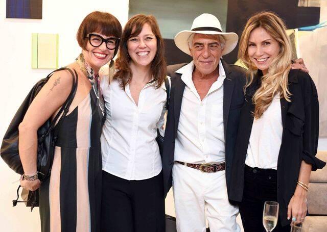 Simone Bacellar, Maria Cristina Magalhães Pinto, Cadas Abranches e Maria Rita Magalhães Pinto