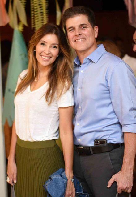 Tatiana e Maurício Carvalho