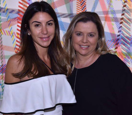 Michelle Dias e Cassia Bomeny