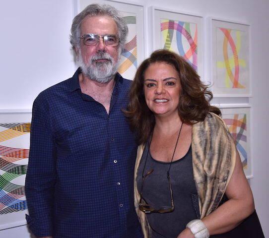 Pedro Tebyriçá e Roma Drummond