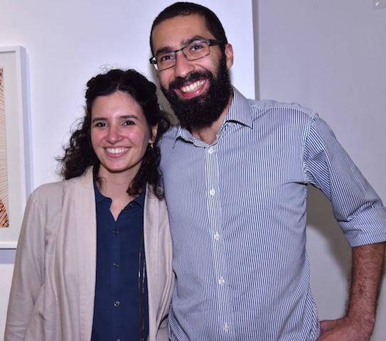 Bibiana Macedo e Rodrigo Targino