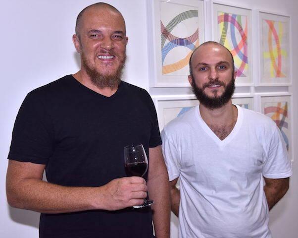 José Carlos Garcia e Rodrigo Castro