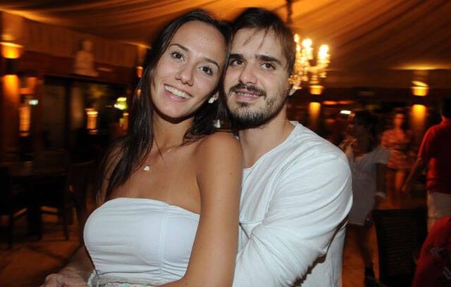 Mariana Coelho e Arthur Ribeiro