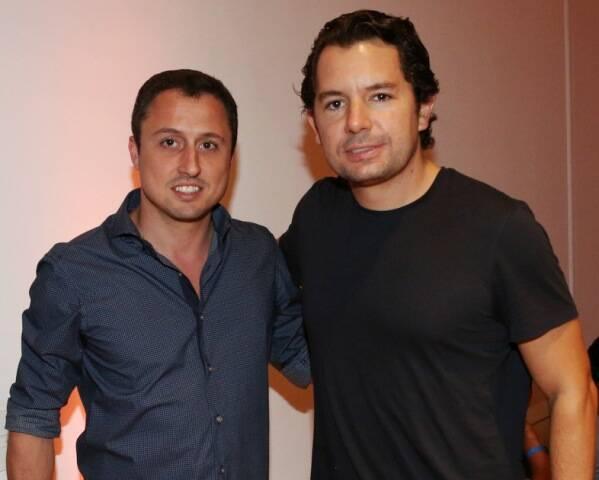 Caê Mariani e Cesar Villares