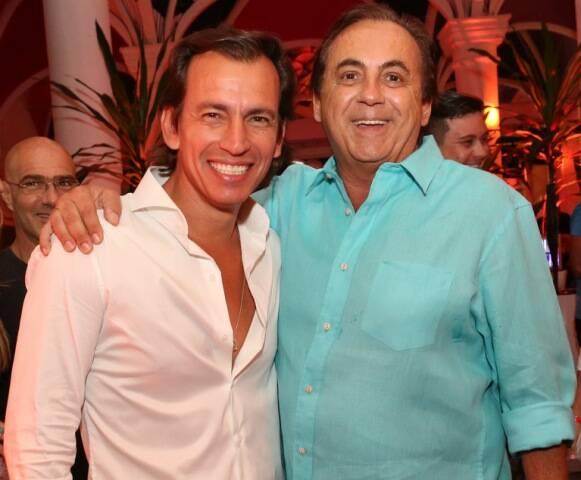 Marcel Cunha e Ricardo Rique
