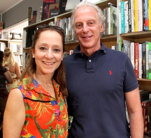 Ana Botafogo e André Pinto