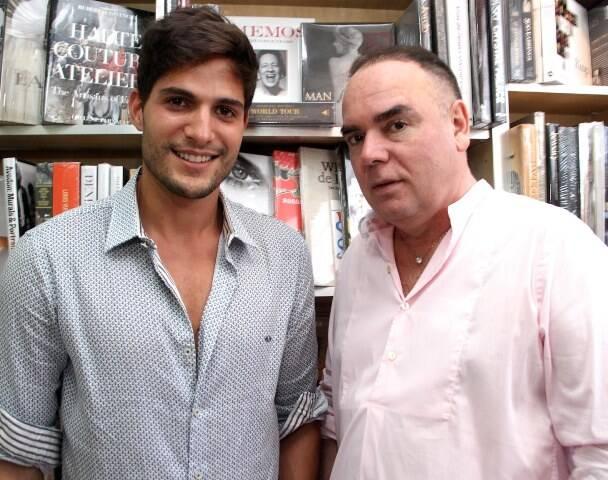 André Martinelli e Reinaldo Lourenço